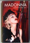 REBEL HEART TOUR - 2015 CREW ONLY ITINERARY (EUROPE)